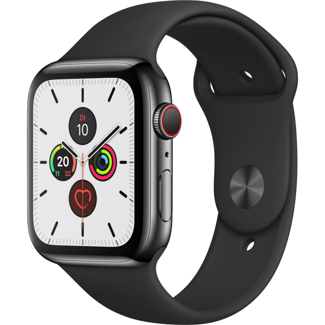 Apple Watch Series 5 GPS Cellular 40mm Aluminum Case [Brand New]