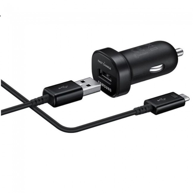 Samsung Micro USB Car Charger (9V)