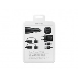 Samsung Power Pack (AC + Car Charger + 2 x Cables)