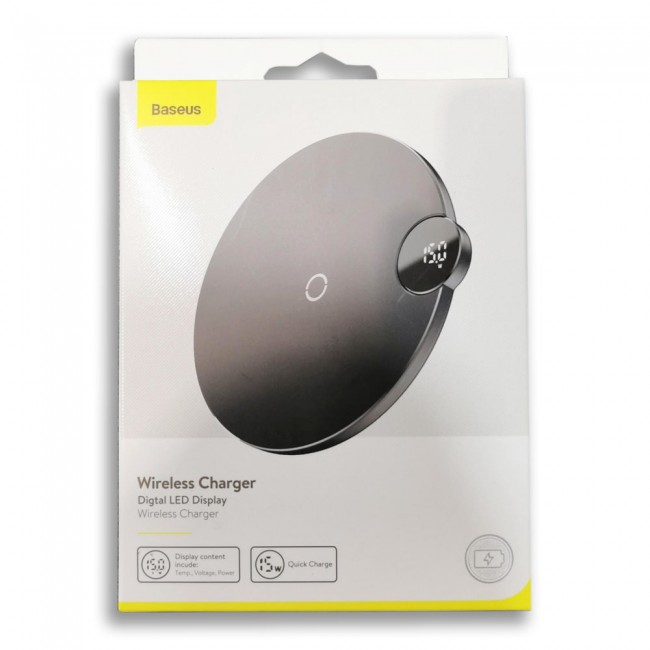 Baseus Quick Charge 10W Wireless Charging Pad