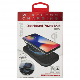 Tzumi Wireless Home and Car Charger