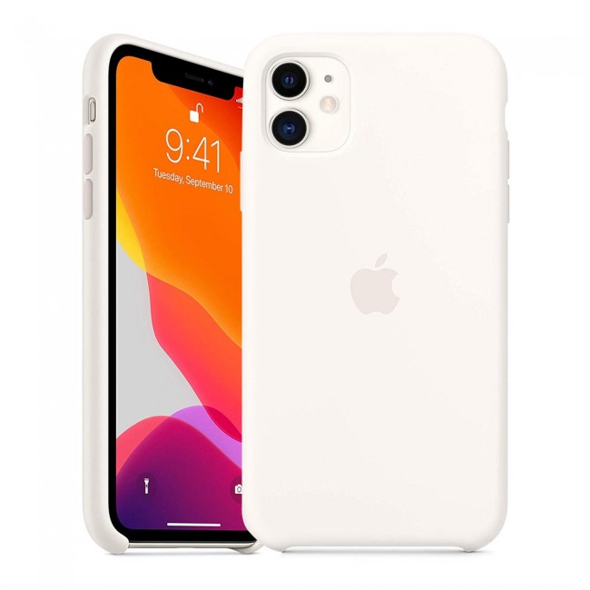 Apple Silicone Case Cover for Apple iPhone 11