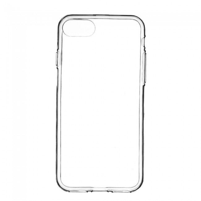 Clear TPU Cover For iPhone 7/8
