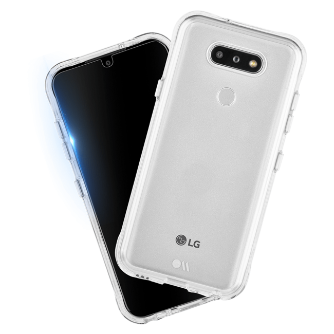 Case-Mate Protection Pack Clear Case for LG K8X