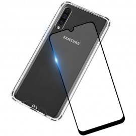 Case-Mate Protection Pack Clear Case for Samsung Galaxy A50