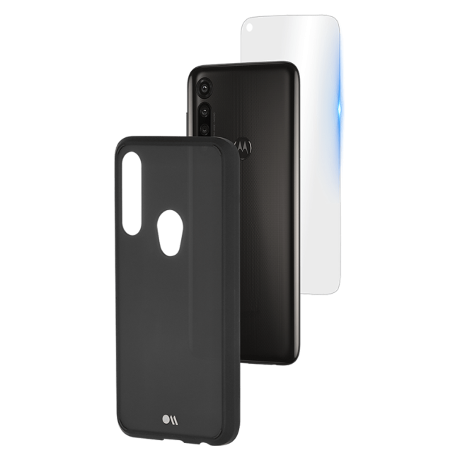 Case-Mate Protection Pack Case for Moto G8 Power