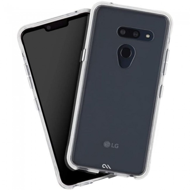 Case-Mate Protection Pack Clear Case for LG G8 ThinQ