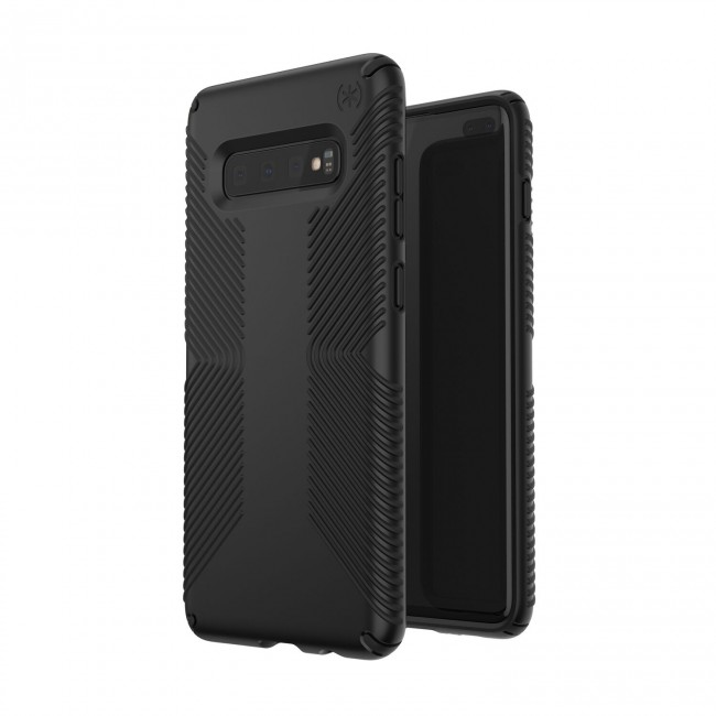 Speck Presidio Grip Case for Samsung Galaxy S10 Plus