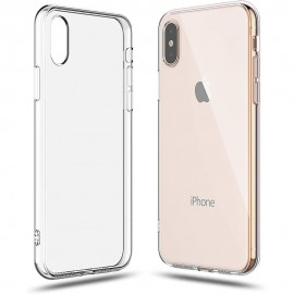 Clear TPU Case for iPhone X/XS
