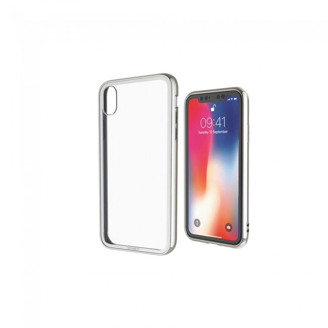 Cygnett Ozone 9H iPhone XS Max Tempered Glass Case