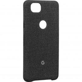 Google Fabric Case Carbon For Pixel 2