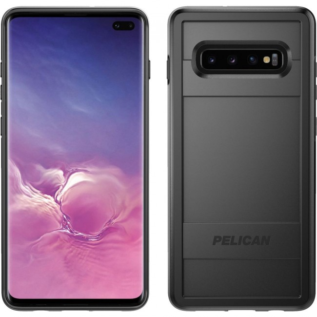Pelican Protector Case For Samsung S10+