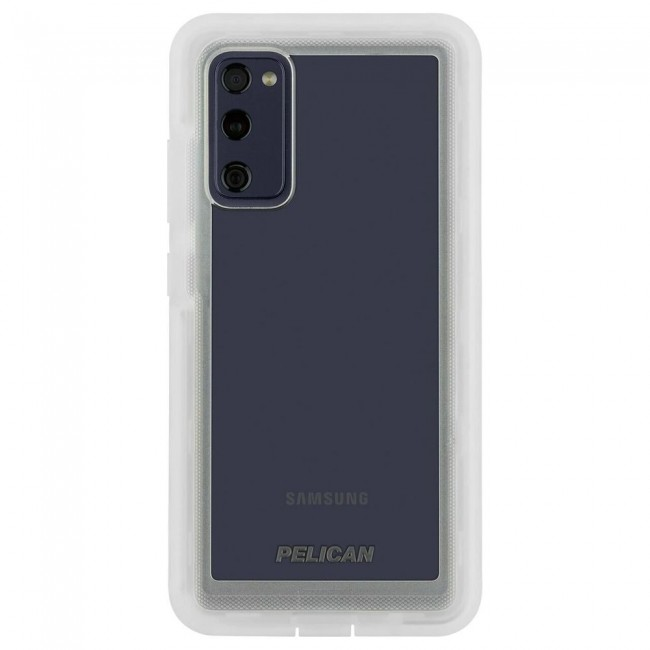 Pelican Voyager Clear Case for Galaxy S20 FE