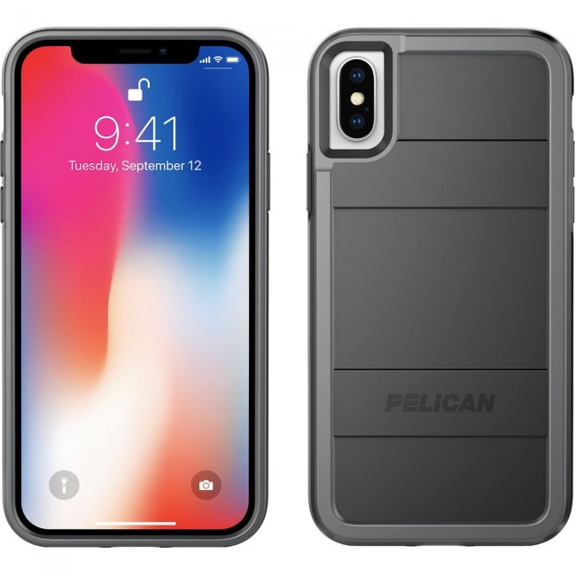 Pelican Protector Phone Case for iPhone X and Xs