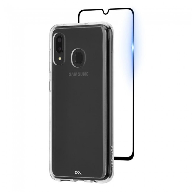 Case-Mate Protection Pack Clear Case for Samsung Galaxy A20