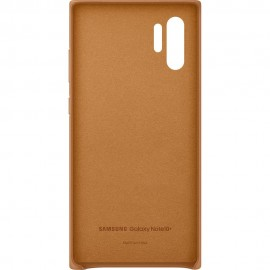 Samsung Galaxy Note 10 Plus Leather Cover
