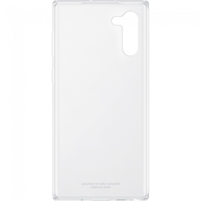 Samsung Galaxy Note 10 / Note 10 5G Clear Case
