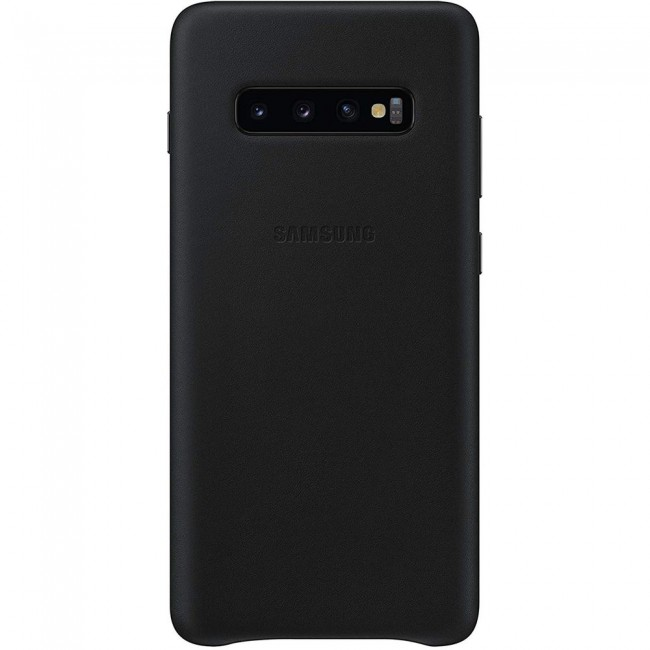 Samsung Leather Case for Samsung Galaxy S10 Plus