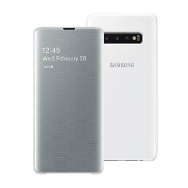 Samsung Galaxy S10 Plus Clear View Cover