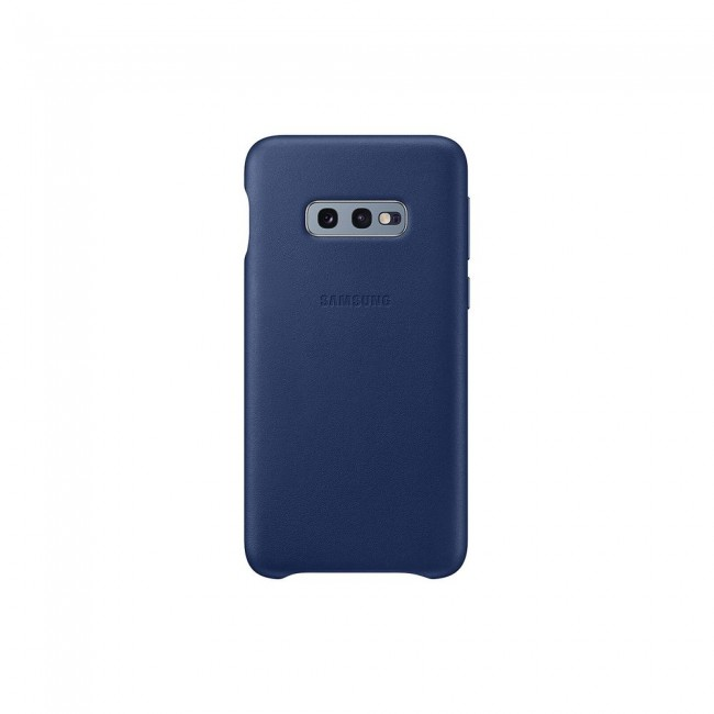 Samsung Galaxy S10e Leather Cover