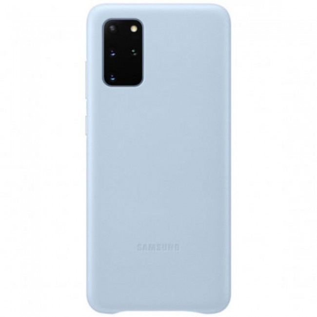 Samsung Galaxy S20 Plus Leather Cover