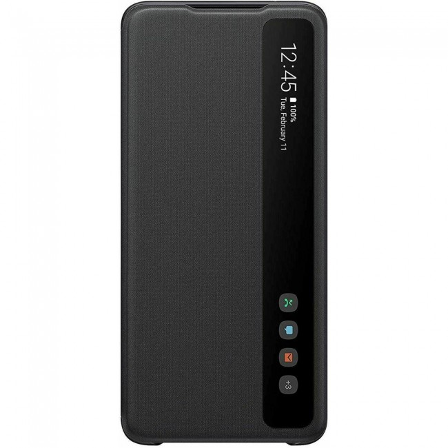 Samsung Galaxy S20 Ultra Case S-View Flip Cover