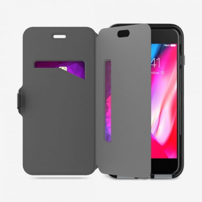 Tech21 FlexShock EVO Wallet Case For iPhone 7/8 Plus