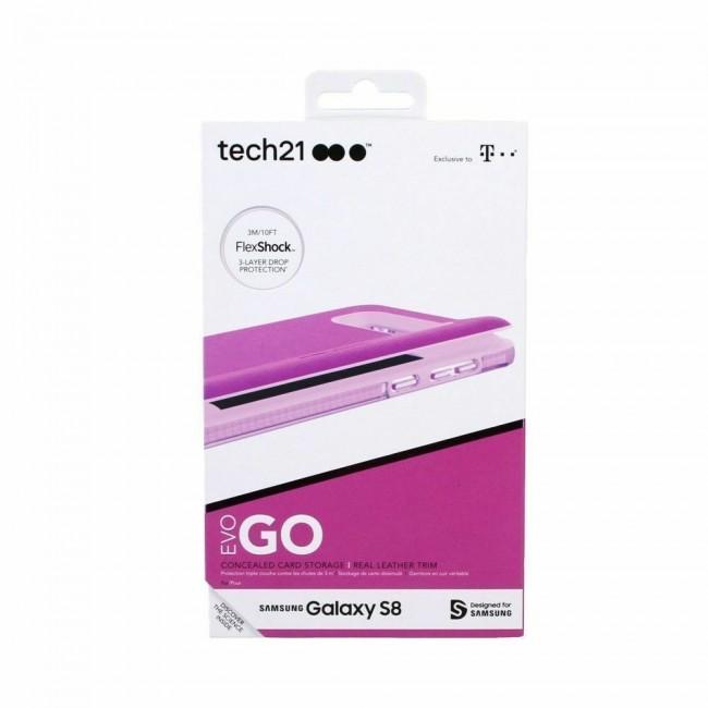 Tech21 Galaxy S8+ Evo Go Case - Orchid