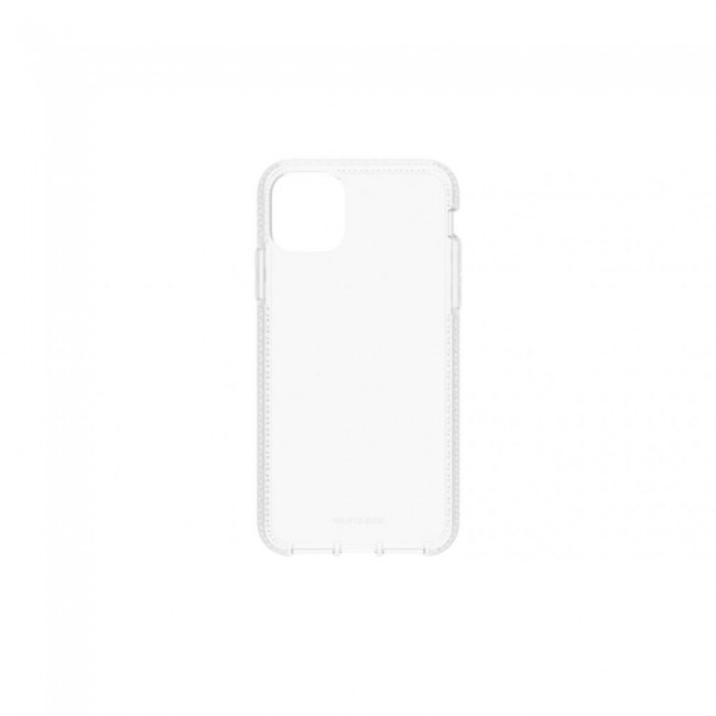 Telstra Combi Case For iPhone 11 Pro Max Clear