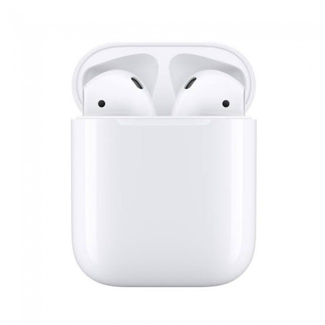 Apple AirPods 2 With Charging Case (Not in Retail Box) [Brand New]