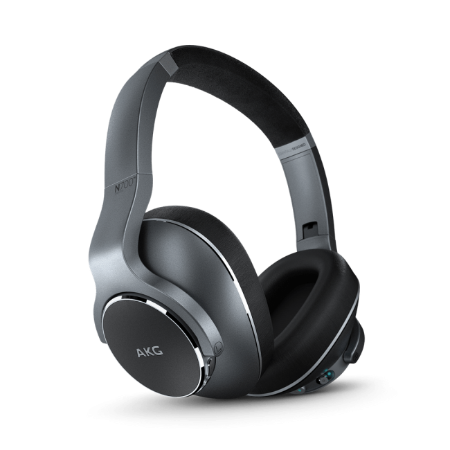 Samsung AKG N700NCM2 Wireless Adaptive Noise Cancelling Headphones-1