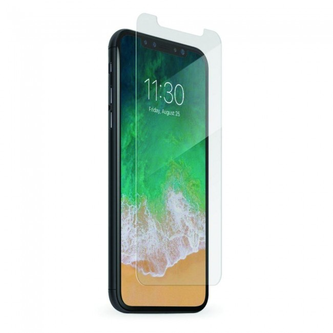 Tempered Glass Screen Protector For iPhone X / XS
