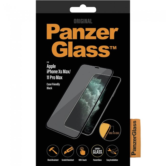 PanzerGlass Screen Protector for Apple iPhone XS Max & 11 Pro Max