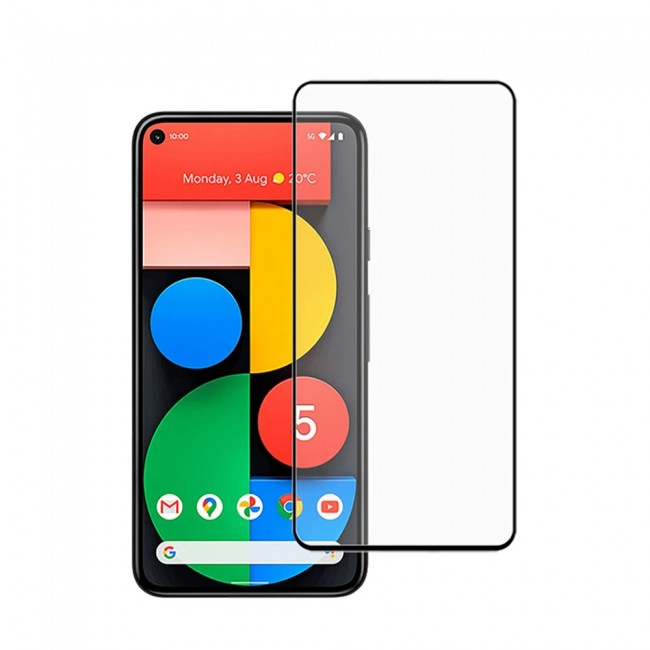 Tempered Glass Protector For Google Pixel 5