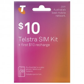 Telstra Sim $10 SIM Card