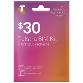 Telstra Sim $30 SIM Card