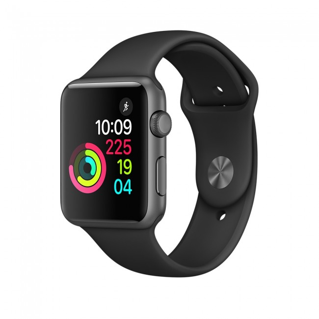 Apple Watch Sport 1st Gen. 42mm Aluminium Case [Grade B]