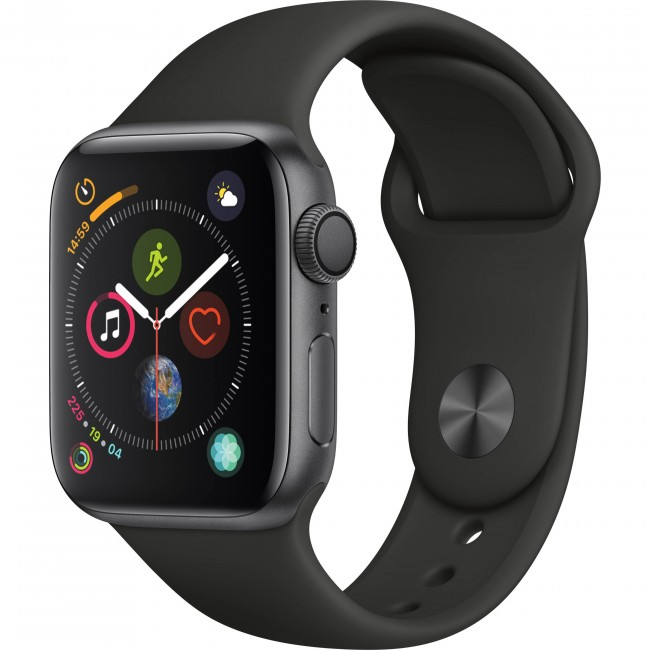 Apple Watch Series 4 GPS + Cellular 44mm Stainless Case [Open Box]