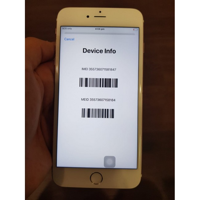 Apple iPhone 6S Plus (64GB) - No Touch ID