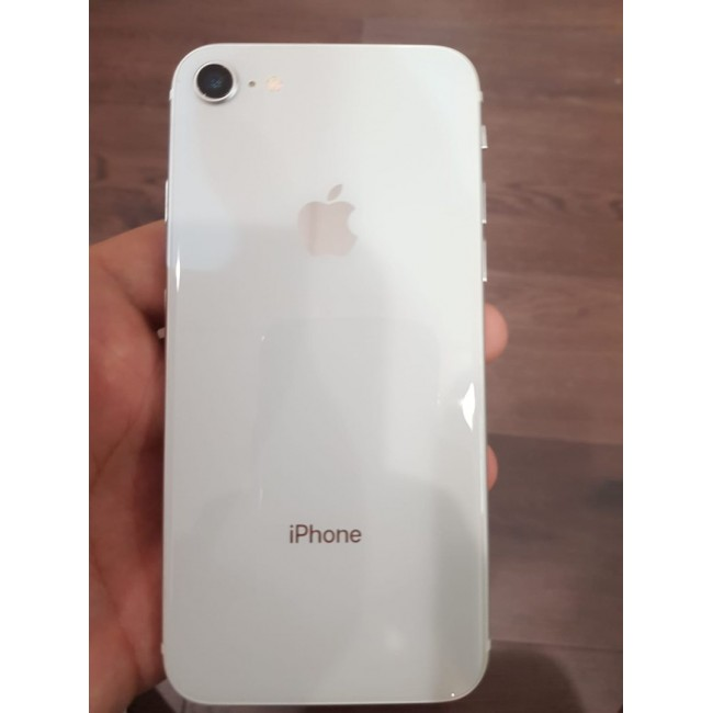 Apple iPhone 8 (64GB) Silver - No Touch ID