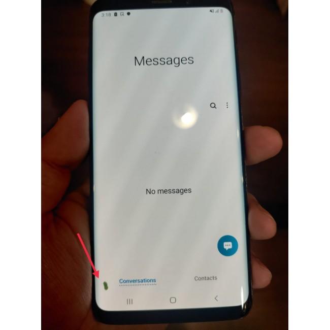 Samsung Galaxy S9 Plus (64GB) - Dead Pixels