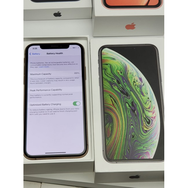 Apple iPhone XS 64GB No Face ID Gold Excellent Condition