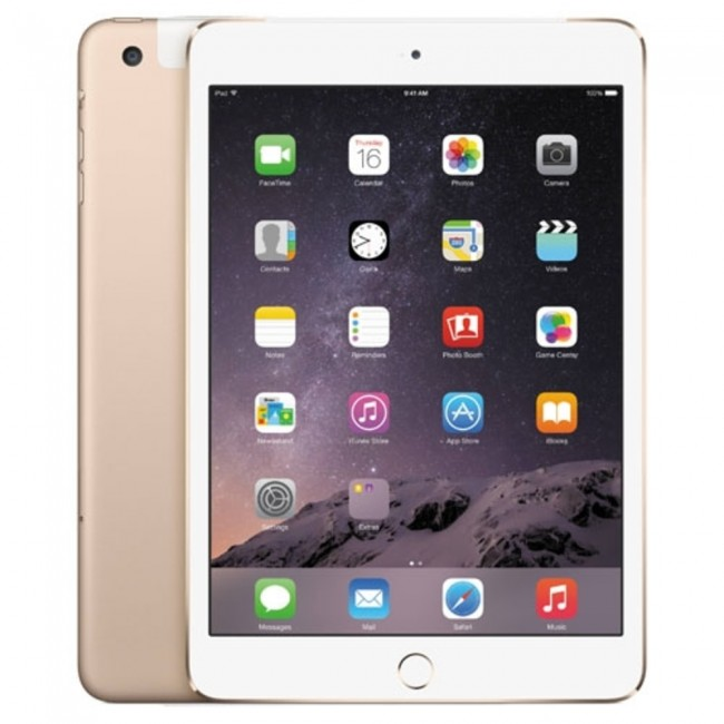 Apple iPad Mini 3 128GB WiFi-Cellular [Grade A]