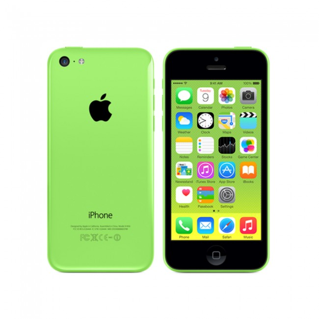 Apple iPhone 5C (16GB) [Grade B]
