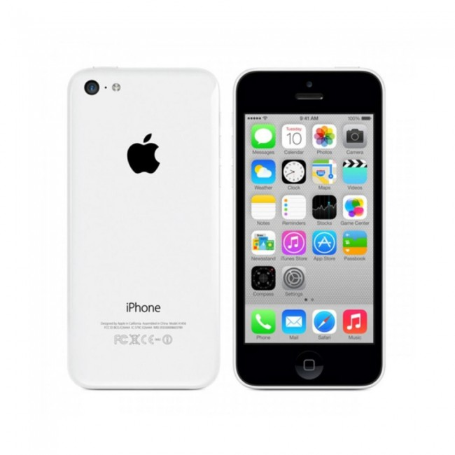 Apple iPhone 5C (32GB) [Grade A]