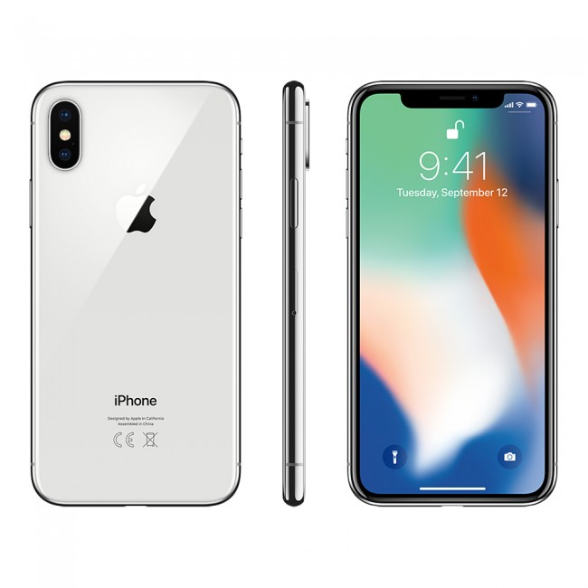 Apple iPhone X (64GB) [Grade B]-1