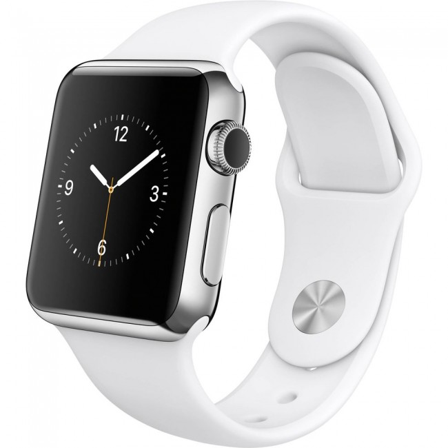 Apple Watch 1st Gen Stainless Steel 42mm [Grade A]
