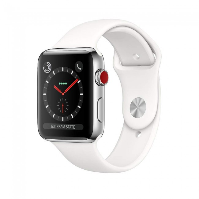 Apple Watch Series 3 GPS 38mm Aluminium Case [Grade B]