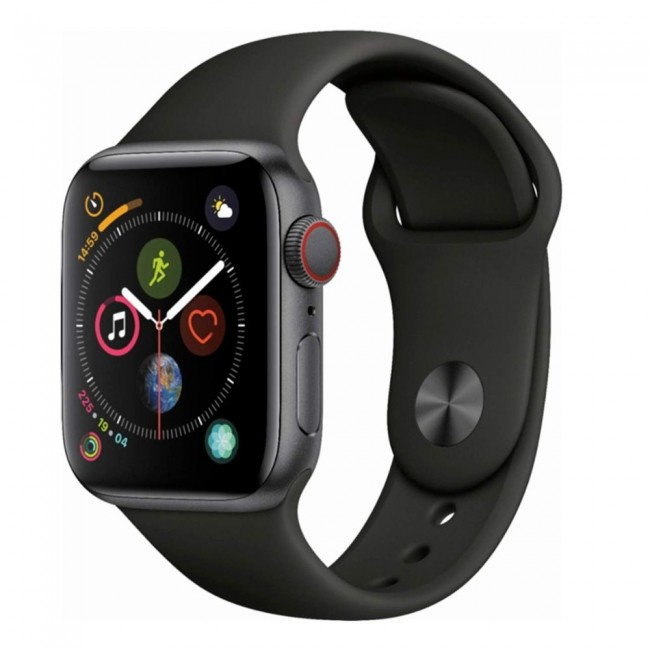 Apple Watch Series 4 GPS + Cellular 40mm Stainless Steel Case [Grade A]