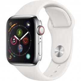 Apple Watch Series 4 GPS Cellular 40mm Stainless Steel Case [Grade A]